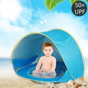 baby uv sun protection beach tent